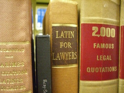 Latin for Lawyers