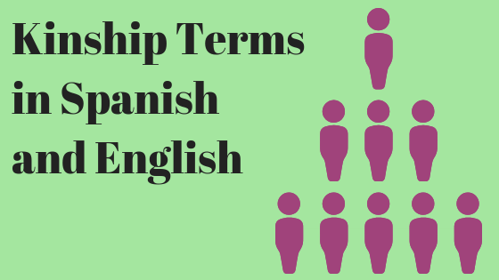 Kinship Tems in Spanish and English