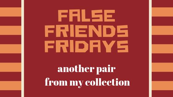 false friends fridays