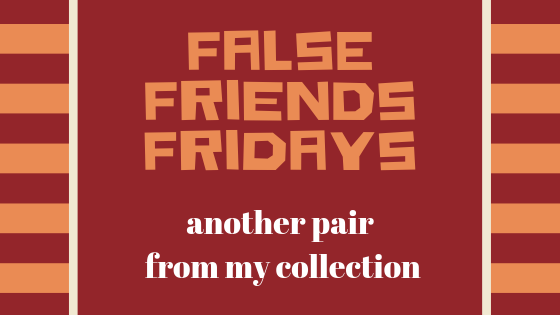 false friends fridays